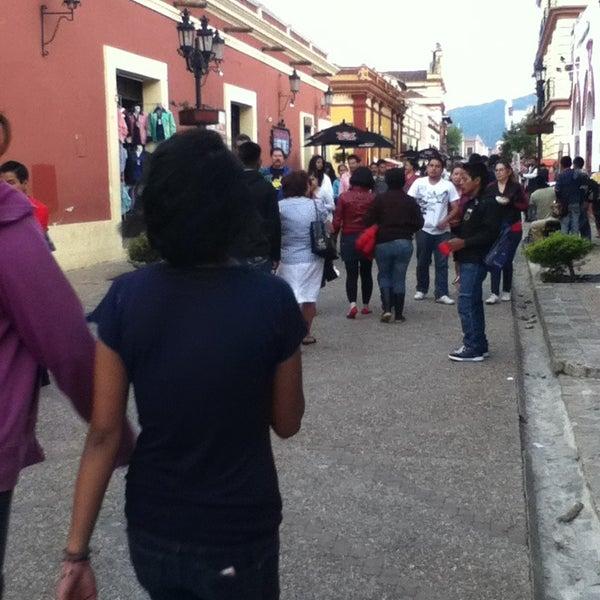 Photo taken at Andador Real de Guadalupe by José Eduar M. on 6/3/2013