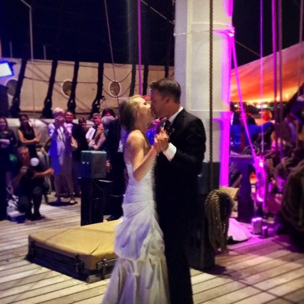 Photo taken at USS Constellation by Andrew M. on 9/5/2016