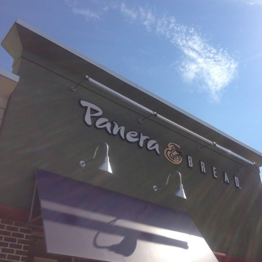 Photo taken at Panera Bread by Susan M. on 10/17/2012
