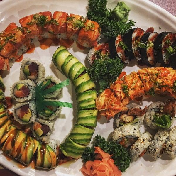 Aka sushi sushi restaurant in bristow for Aka japanese cuisine