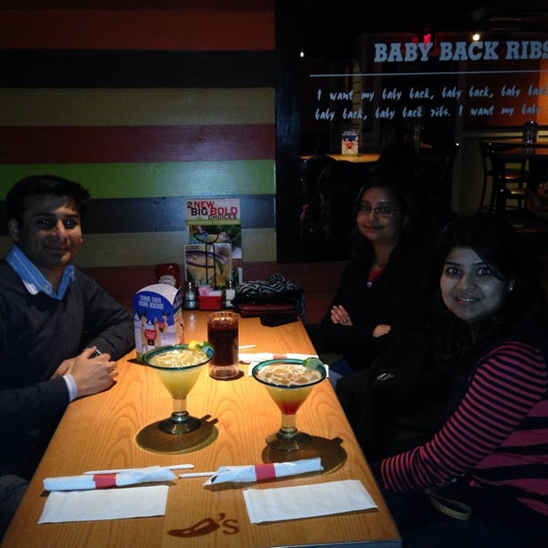 Photo taken at Chili's Grill & Bar by Abhishek G. on 12/28/2013