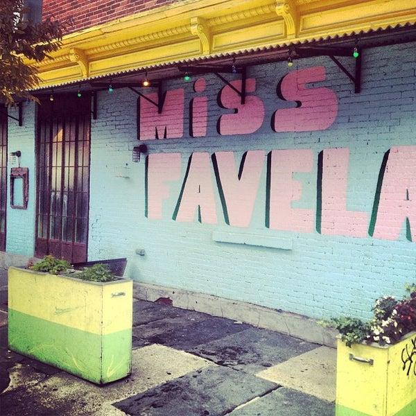 Photo taken at Miss Favela by Brandon C. on 11/11/2012