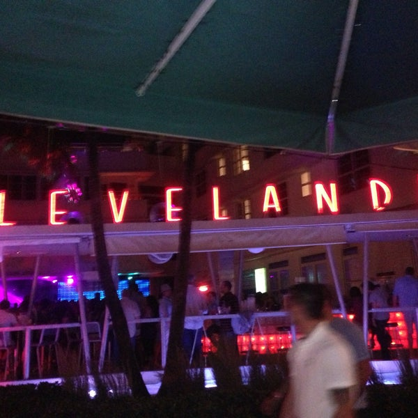Photo taken at Clevelander by Vassilis D. on 5/11/2013