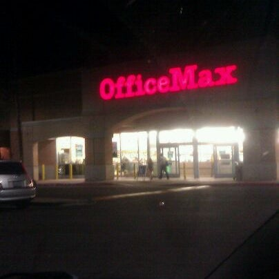 Officemax Paper Office Supplies Store In Scottsdale