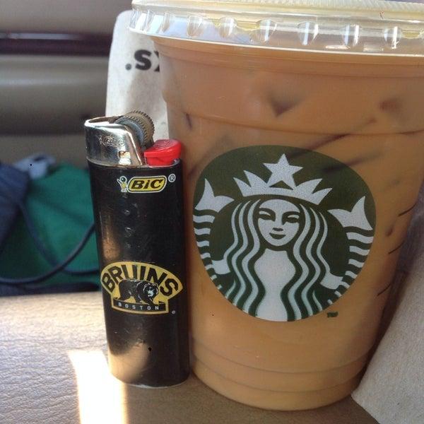 Photo taken at Starbucks by Zoe D. on 10/11/2013