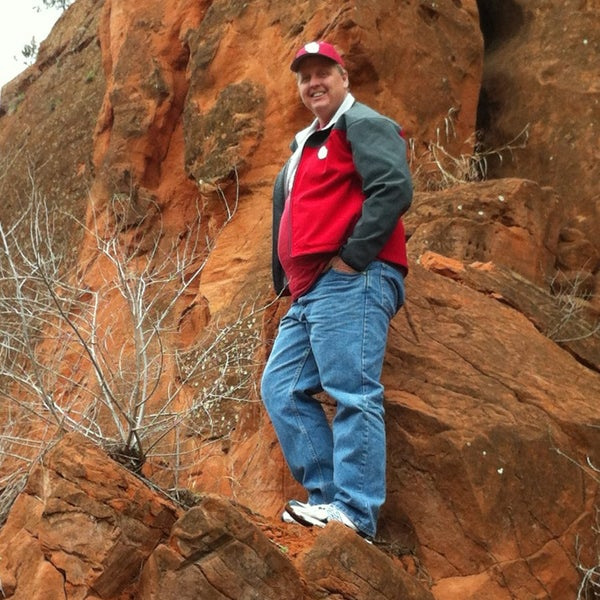 Photo taken at Red Rock Canyon State Park by Tommy S. on 3/23/2013