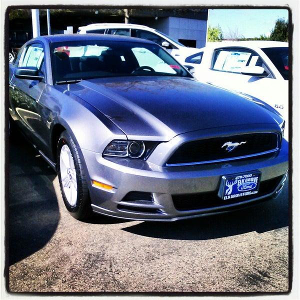 Elk Grove Ford 9645 Auto Center Dr