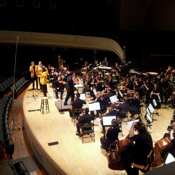 Photo taken at Hochstein School of Music & Dance by John F. on 5/4/2014