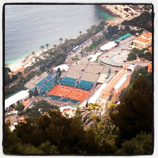 Photo taken at Monte-Carlo Country Club by Massimo F. on 4/15/2013