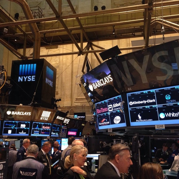 Photo taken at NYSE Euronext by Patrick S. on 8/12/2014