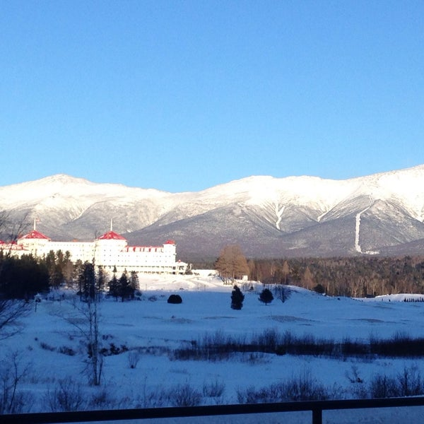Photo taken at Bretton Woods by Eric H. on 2/16/2015