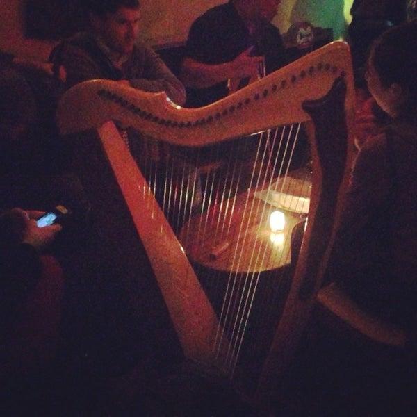 Best live Irish Music on Sunday nights around 10 PM, give or take 30 min.