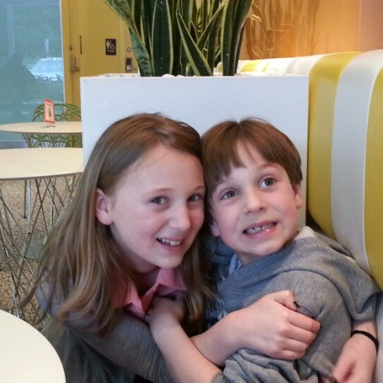 Photo taken at Pinkberry by Rick B. on 2/10/2013
