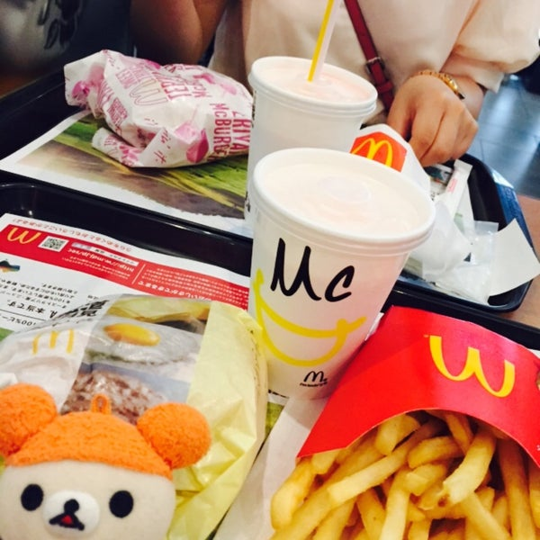 Photo taken at McDonald's by イデミ on 9/12/2015