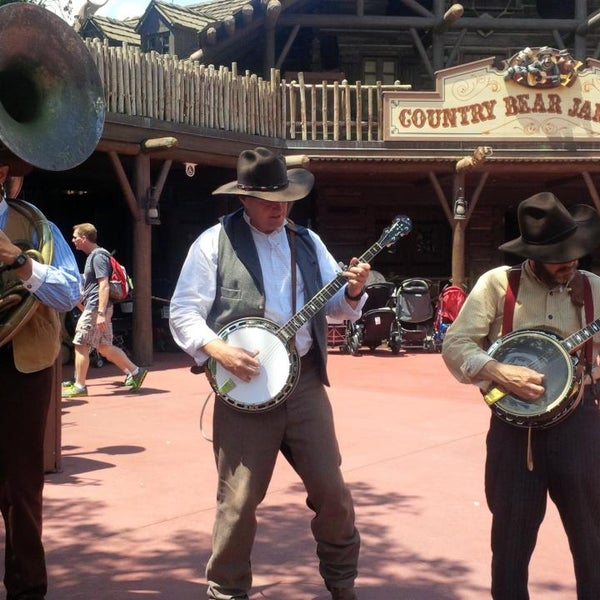 Photo taken at Frontierland by SammyJay on 5/18/2013