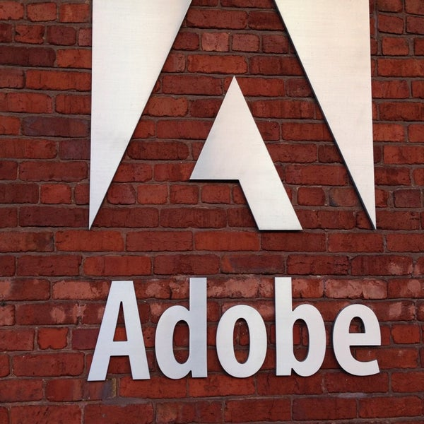 Photo taken at Adobe by Christian E. on 12/5/2013