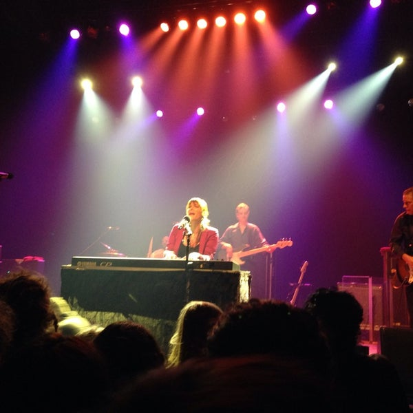 Photo taken at AB Ancienne Belgique by Sophia S. on 3/15/2014