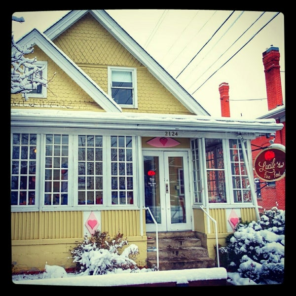 Photo taken at Lucile's by Shannon S. on 2/1/2015
