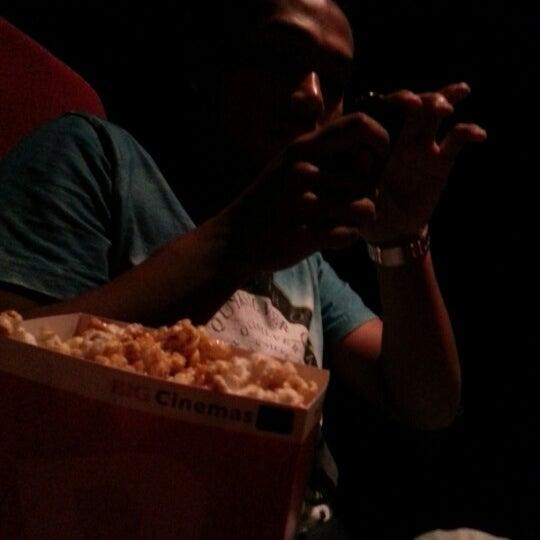 Photo taken at Big Cinemas by Iam3minadia Y. on 10/21/2012