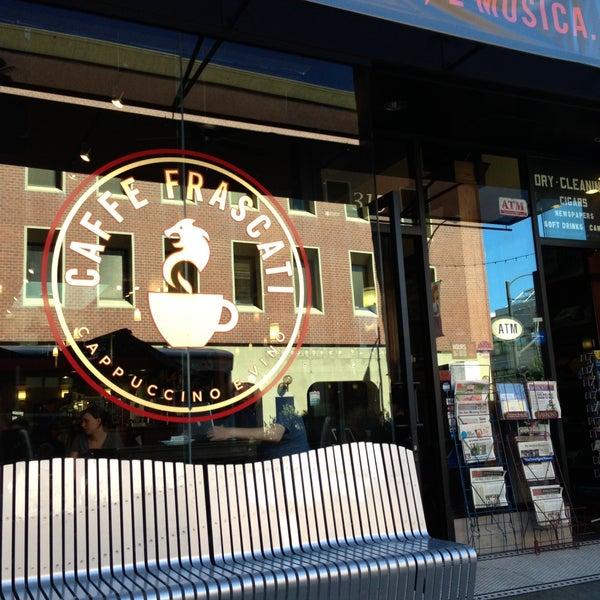San Jose Frascati Cafe