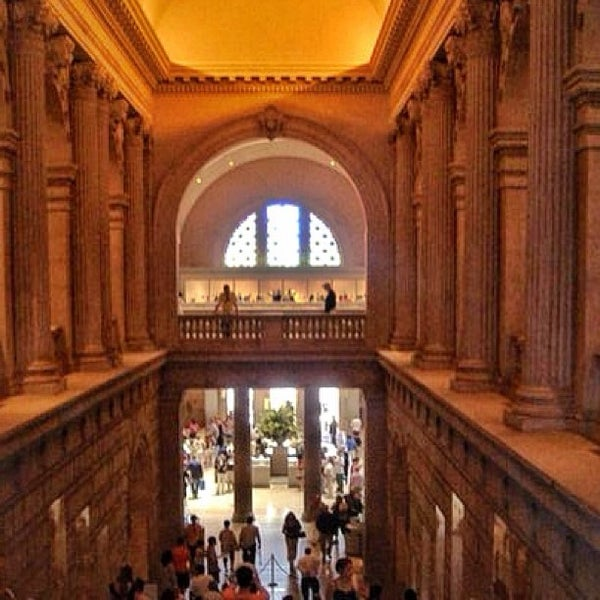 Photo taken at The Metropolitan Museum of Art by David D. on 6/13/2013