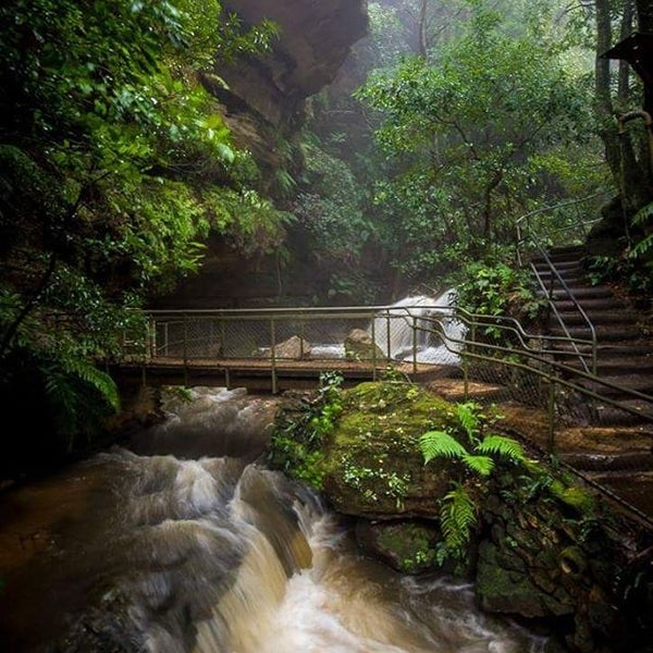 Where's Good? Holiday and vacation recommendations for Katoomba, Australia. What's good to see, when's good to go and how's best to get there.