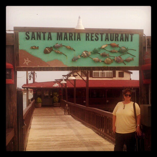 Photo taken at Santa Maria by George B. on 11/13/2012
