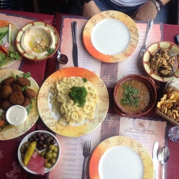 Photo taken at Reem Al Bawadi by Lorina R. on 8/16/2014