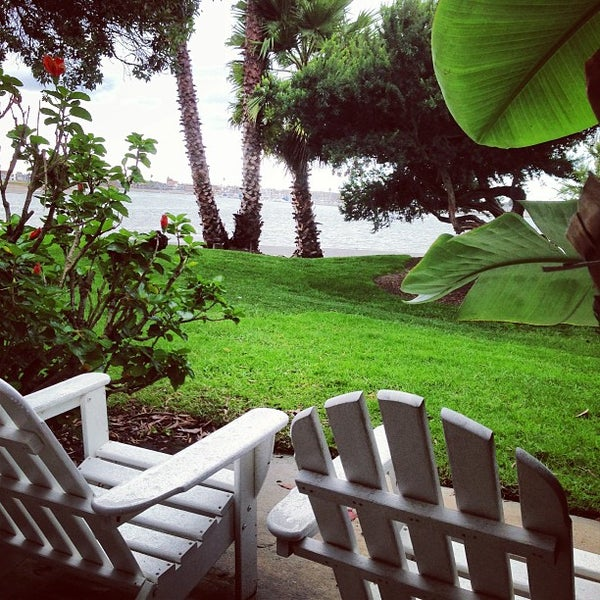 Photo taken at Paradise Point Resort & Spa by Frank M. on 12/13/2012