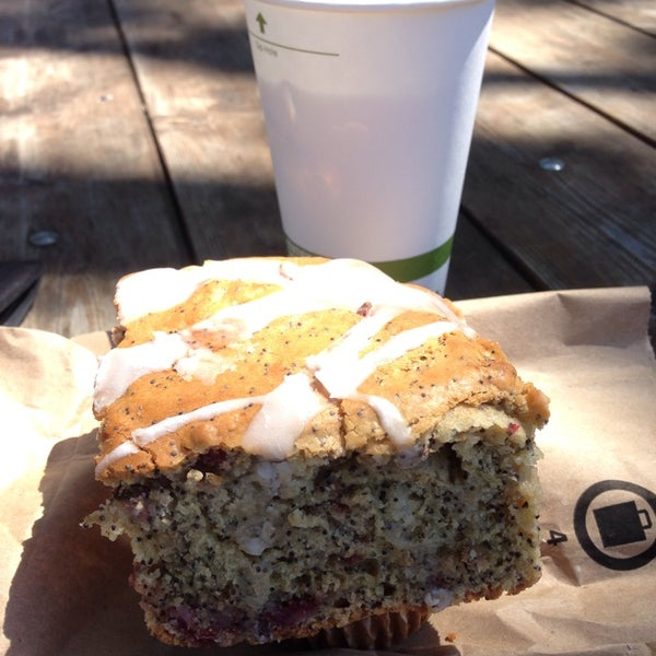 Photo taken at Bovine Bakery by Chipper N. on 5/10/2014