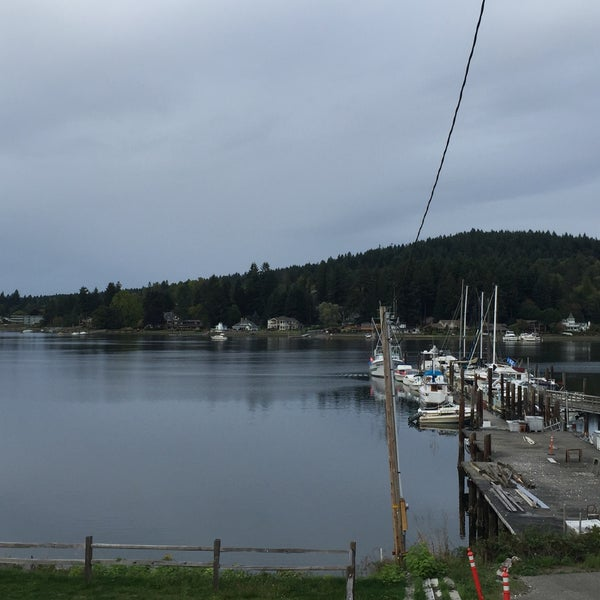 Photo taken at Gig Harbor Waterfront by Mary M. on 9/19/2015
