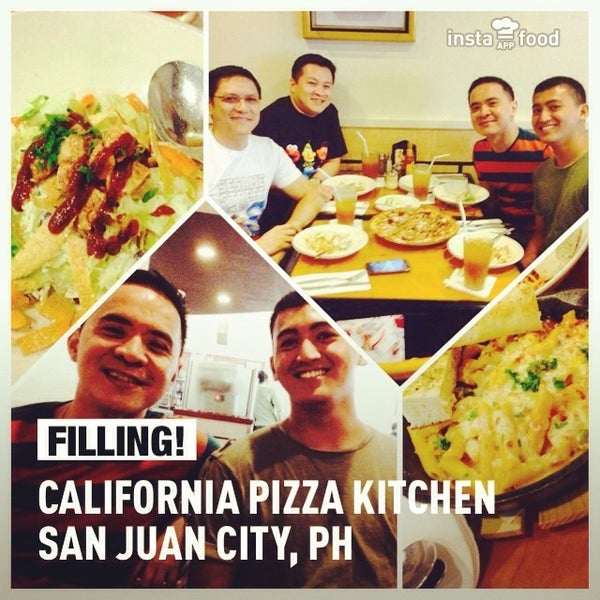 Photo taken at California Pizza Kitchen by Ryan B. on 12/28/2013