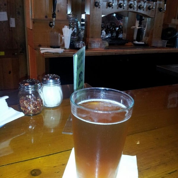 Photo taken at La Conner Brewing Company by Robert G. on 10/18/2015