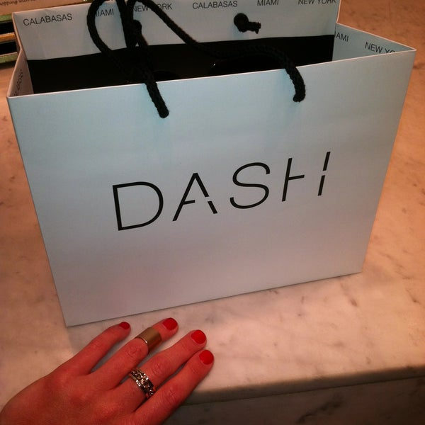Photo taken at Dash NYC by Hannah B. on 4/26/2013