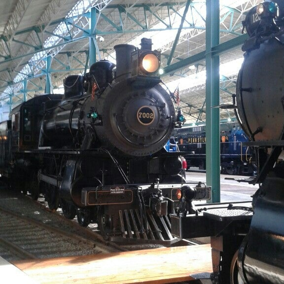 Photo taken at Railroad Museum of Pennsylvania by Andy A. on 1/5/2016
