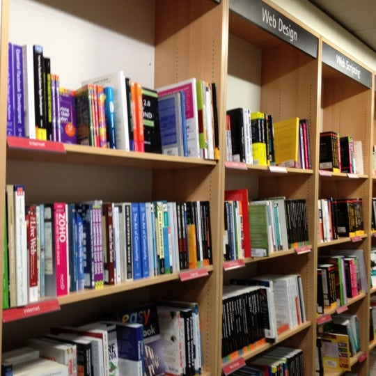Photo taken at Foyles by Alexander N. on 11/28/2012