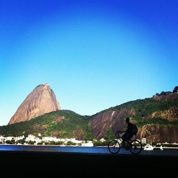 Photo taken at Aterro do Flamengo by Marcelo P. on 4/17/2013