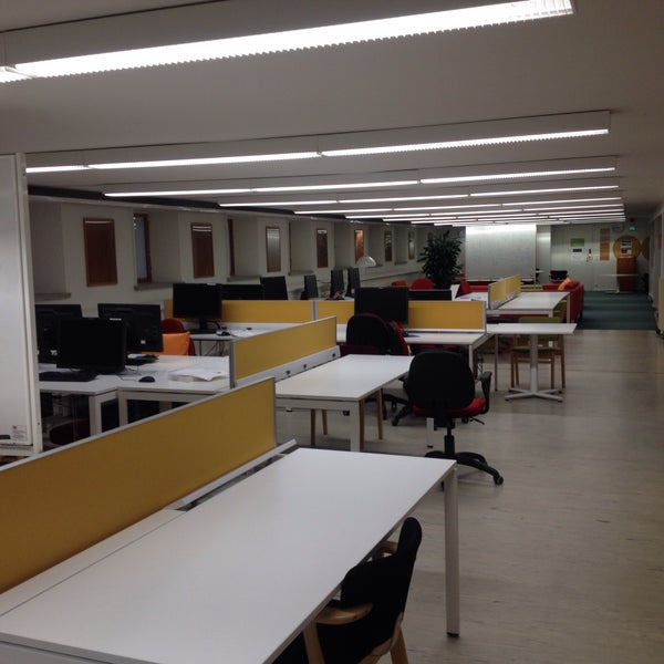 Photo taken at Kauppakorkeakoulu by Peilin on 12/29/2015