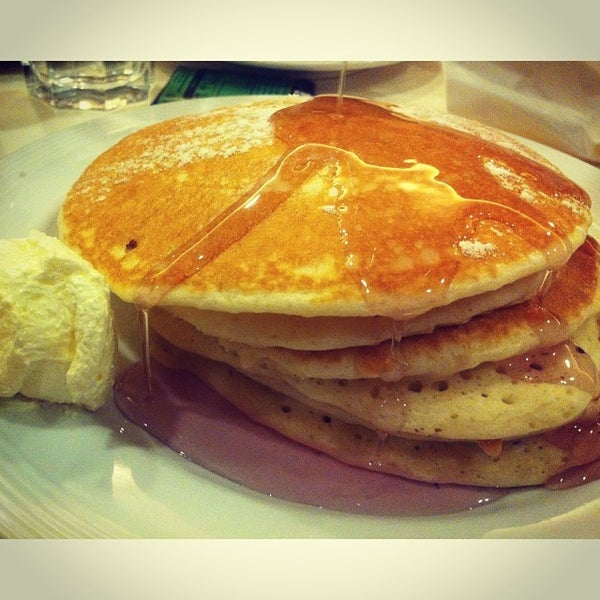 Photo taken at Pancake House by Aliza J. on 1/30/2014