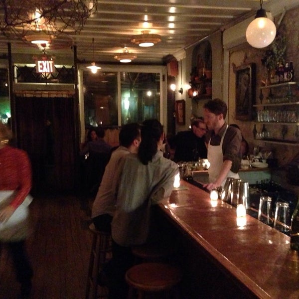 Photo taken at Vinegar Hill House by Amnon B. on 11/24/2013