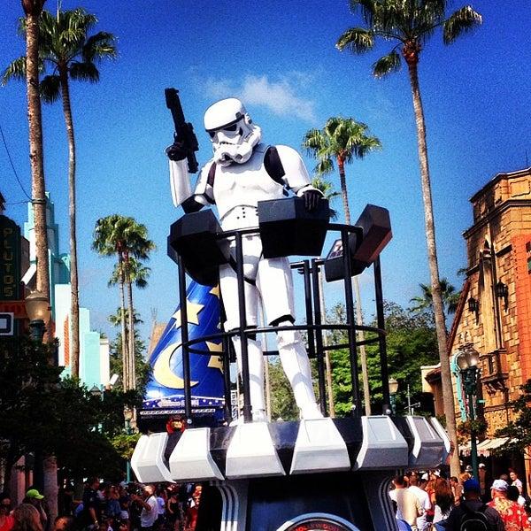 Photo taken at Disney's Hollywood Studios by Ryan G. on 5/18/2013