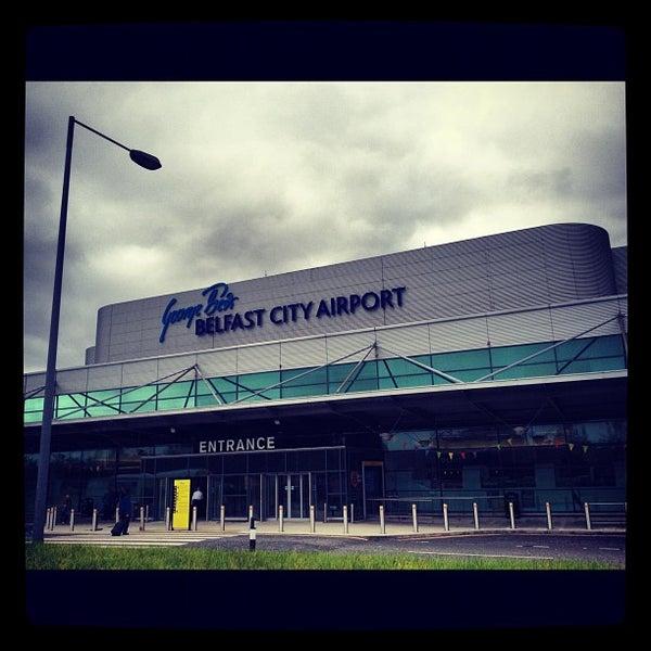George Best Belfast City Airport (BHD) - Sydenham - 80 ...