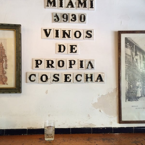 Photo taken at Taberna Miami by Roberto C. on 1/25/2015