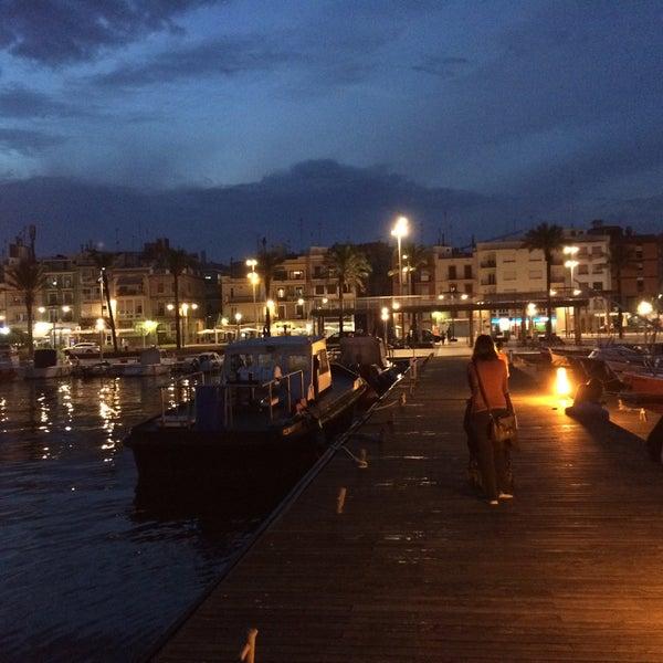 Photo taken at Port de Tarragona by Javier F. on 10/11/2015