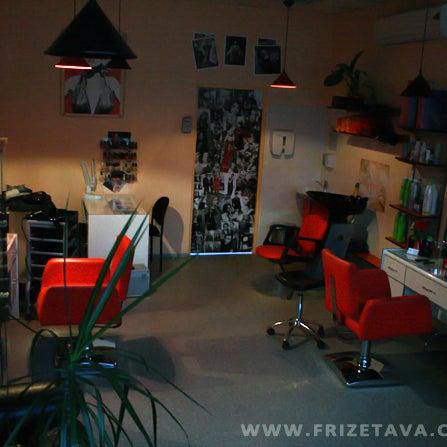 Photo taken at Frizetava.com - skaistuma studija, solārijs un kafejnīca by Frizetava.com on 9/12/2013