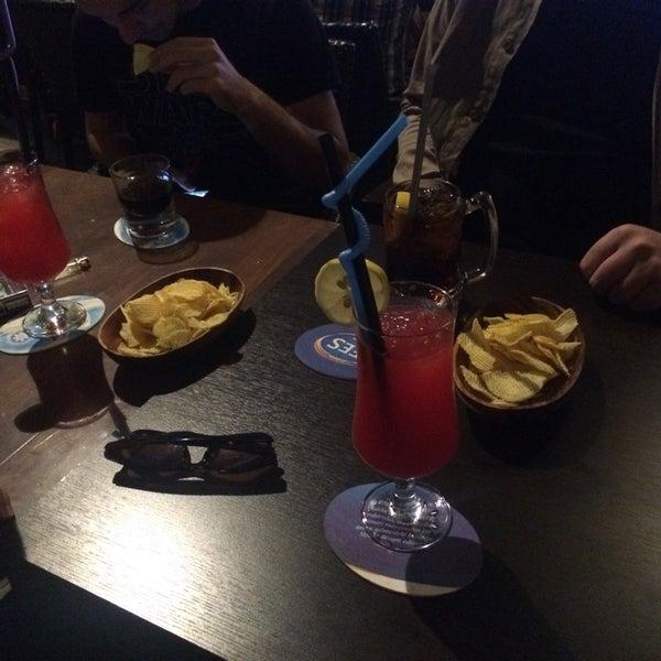 Photo taken at Millwall English Pub by Kıvanç ş. on 9/20/2014