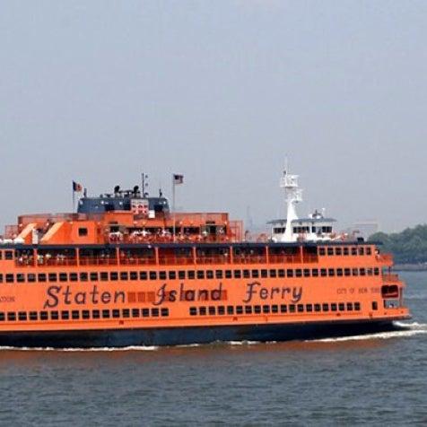 Staten Island Ferry Whitehall Terminal Directions