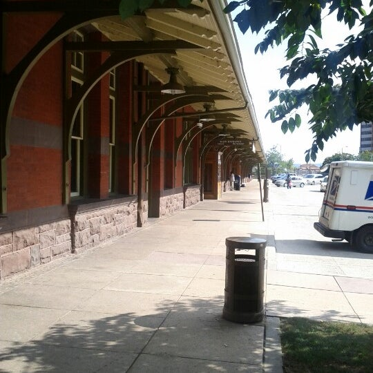 Photo taken at Amtrak: Harrisburg Transportation Center (HAR) by Sean L. on 9/17/2012