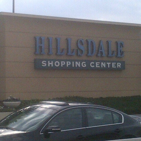 Photo taken at Hillsdale Shopping Center by Richie W. on 3/5/2014