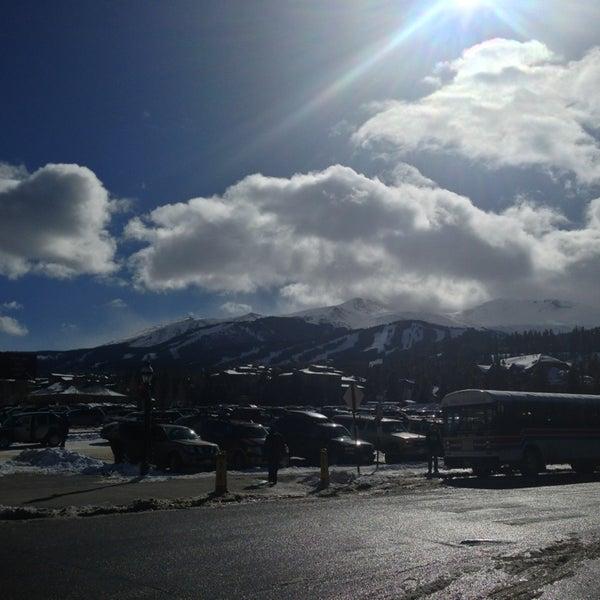 Photo taken at Breck Connect Gondola by Jennifer R. on 3/10/2013